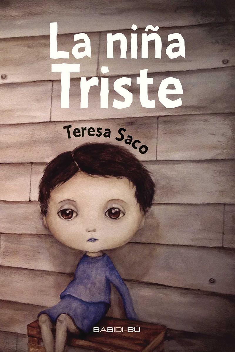 NIÑA TRISTE,LA: portada