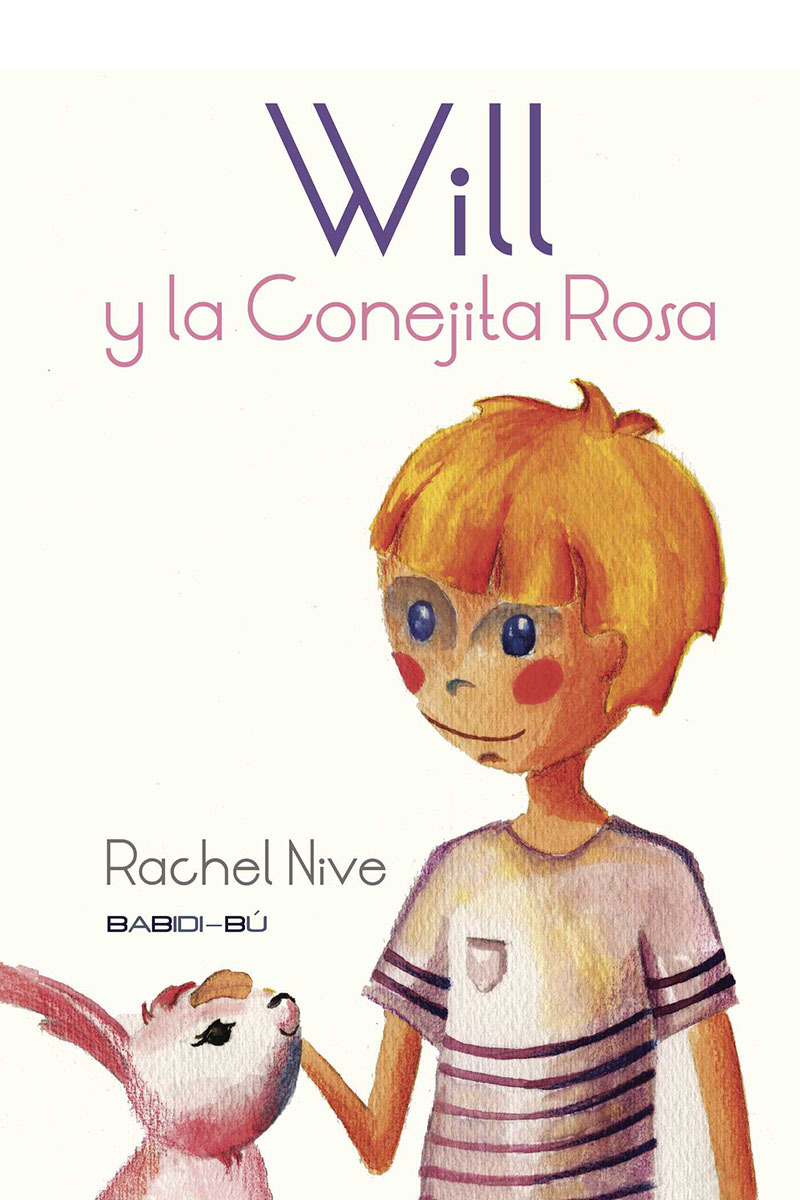 WILL Y LA CONEJITA ROSA: portada