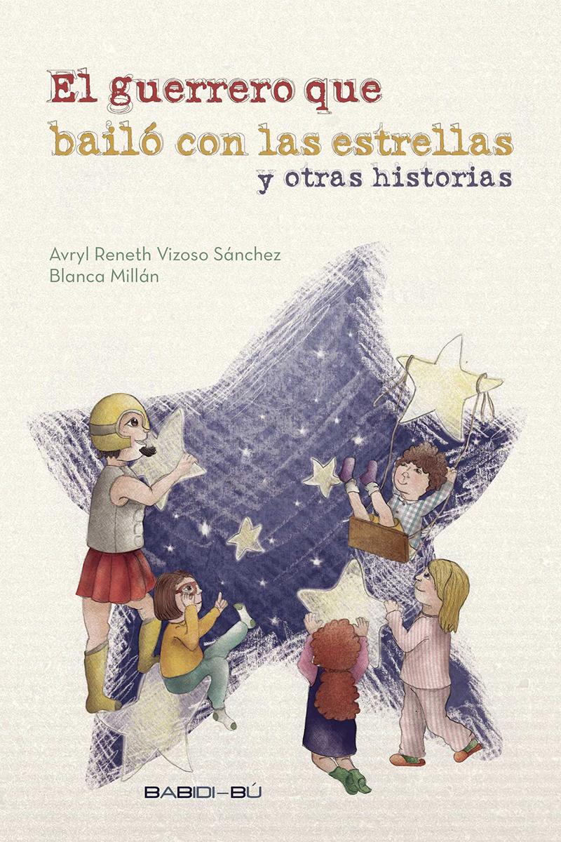GUERRERO QUE BAILO CON LAS ESTRELLAS,EL: portada