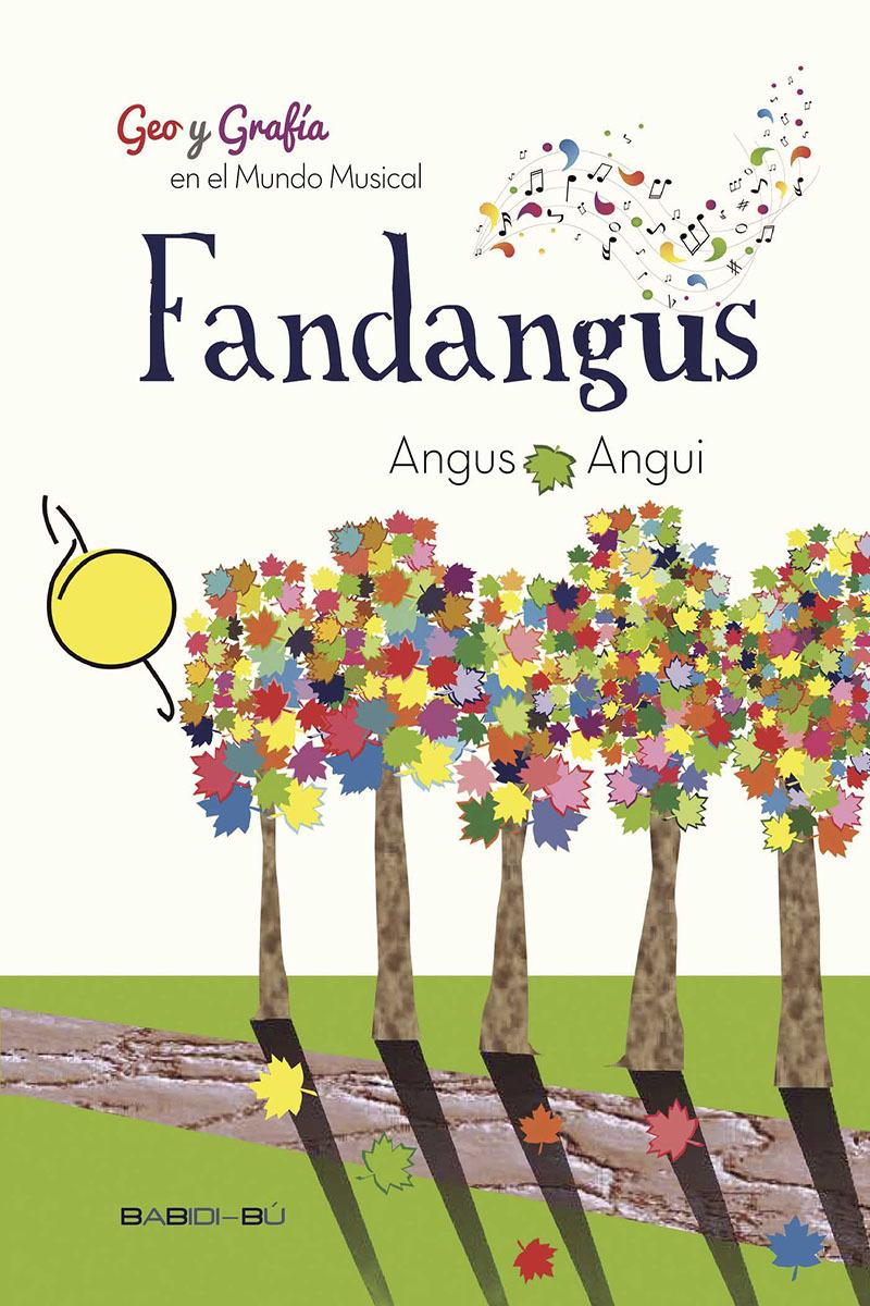 Fandangus: portada