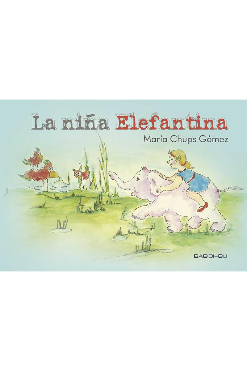 NIÑA ELEFANTINA, LA: portada
