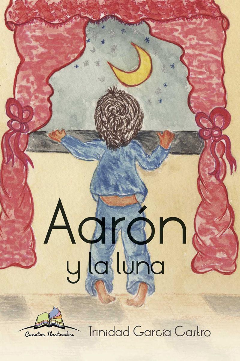 AARON Y LA LUNA: portada