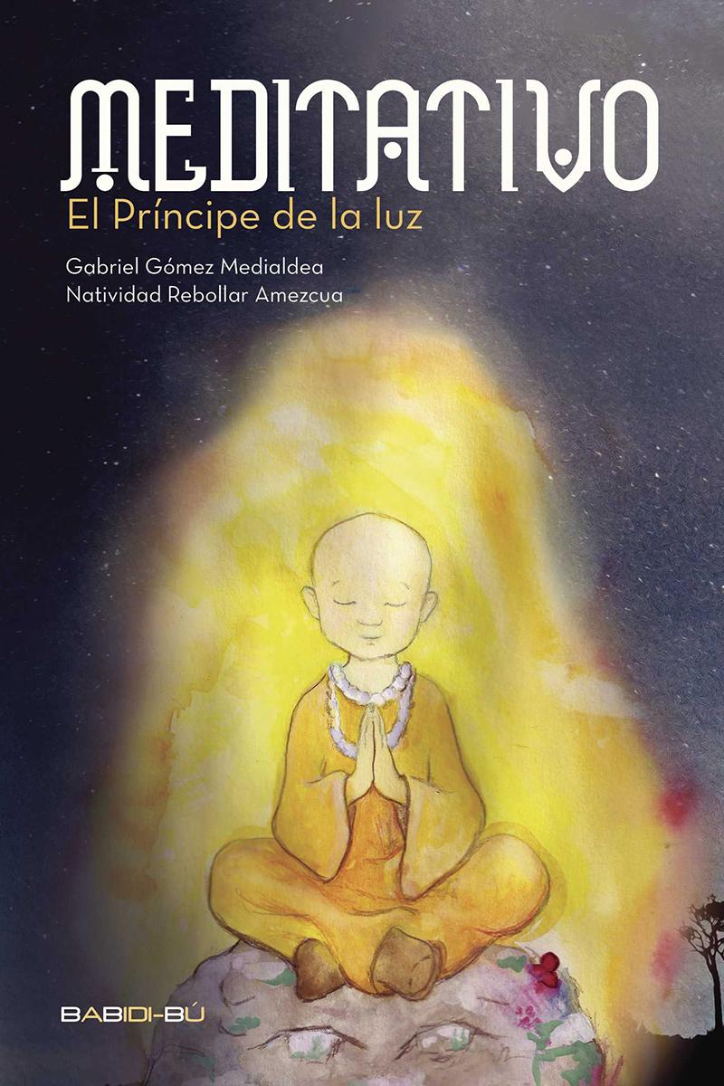 Meditativo. El Príncipe de la Luz: portada