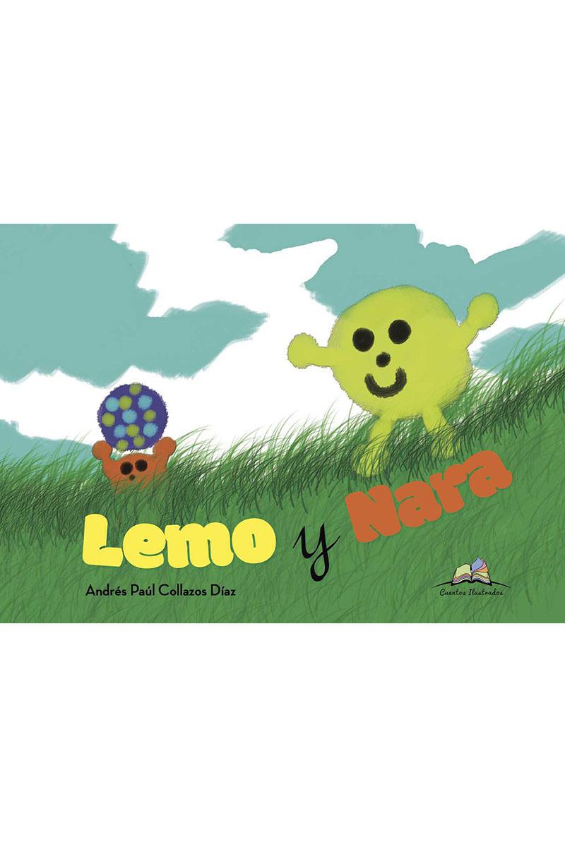 Lemo y Nara: portada