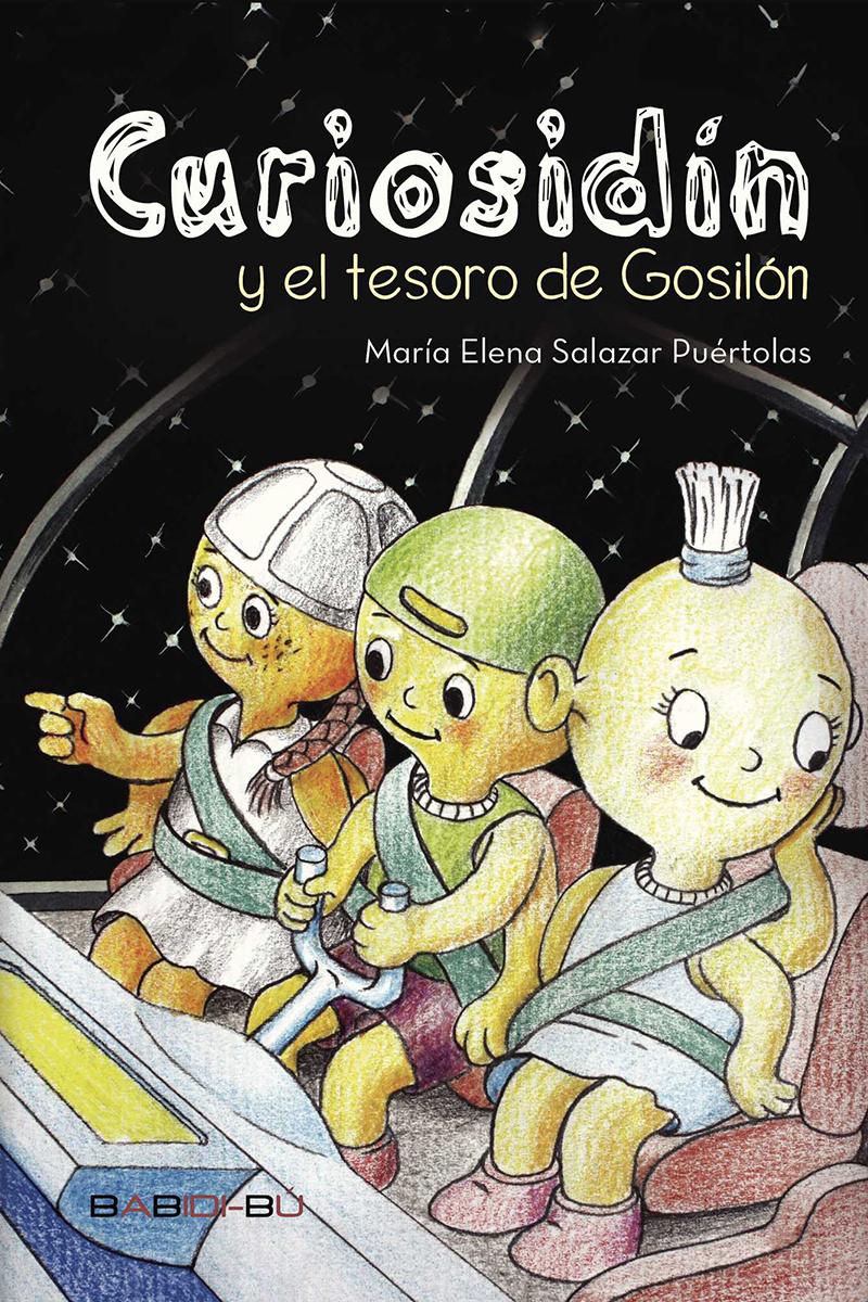 CURIOSIDIN Y EL TESORO DE GOSILON: portada