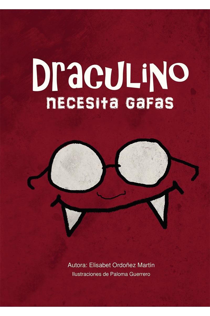 Draculino necesita gafas: portada