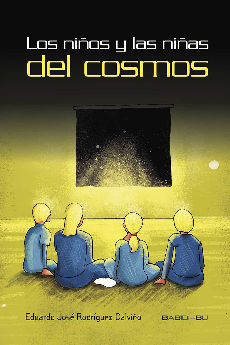 Los ni�os y las ni�as del cosmos: portada