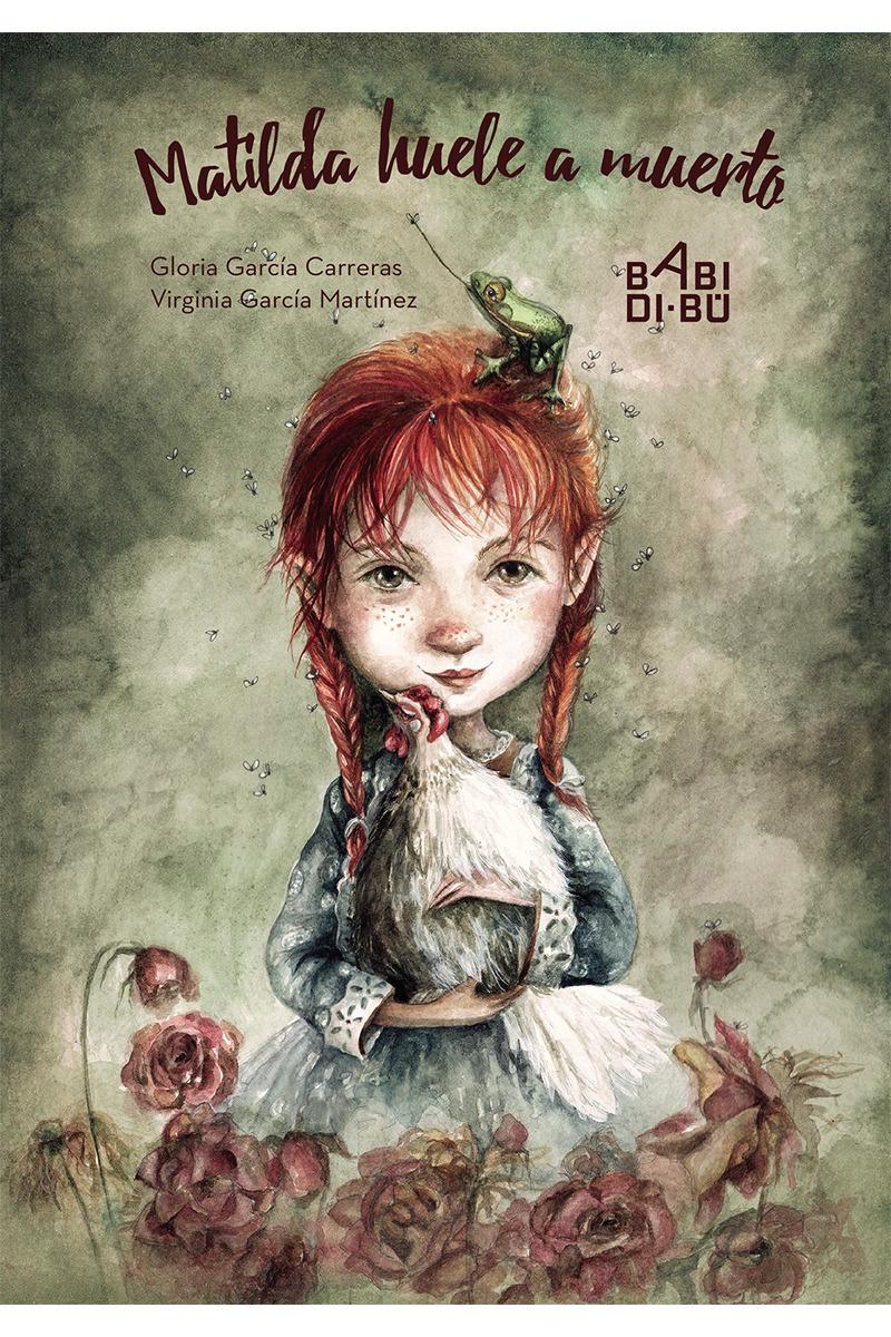 Matilda huele a muerto: portada