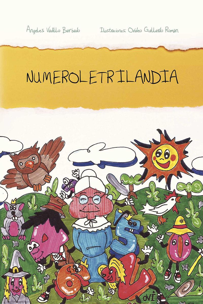 Numeroletrilandia: portada
