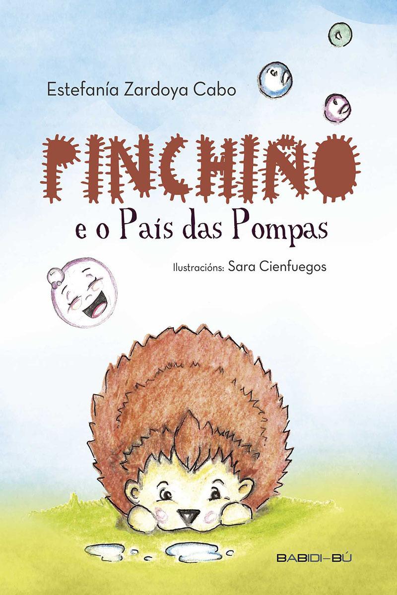 Pinchiño e o País das Pompas: portada