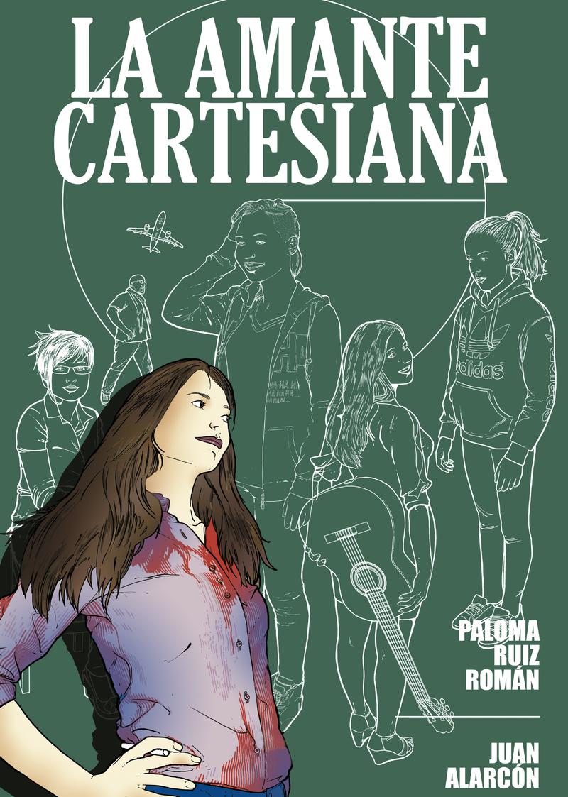 La amante cartesiana: portada