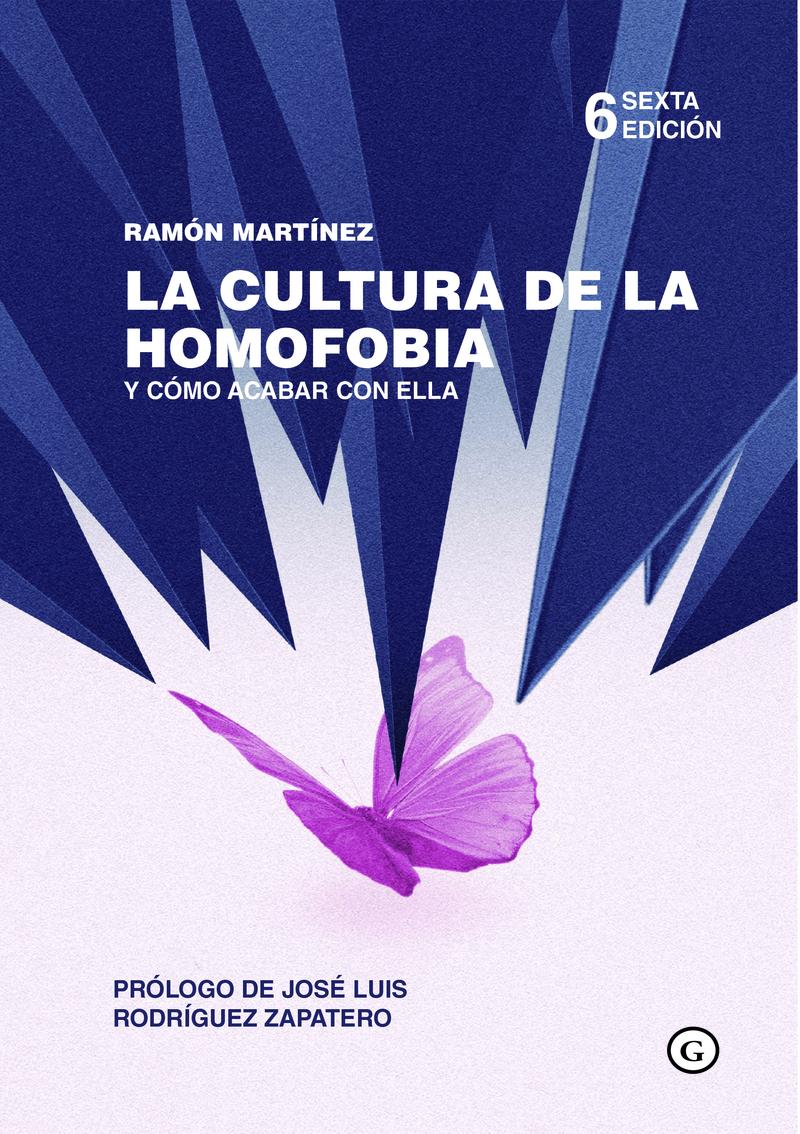 La cultura de la homofobia y cómo acabar con ella: portada