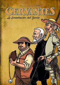 Cervantes: portada