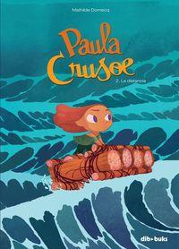 PAULA CRUSOE 2: portada