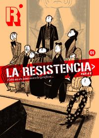 La Resistencia 1: portada