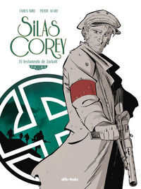 Silas Corey 2: portada