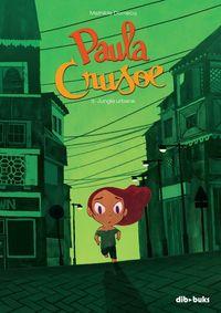 Paula Crusoe 3: portada