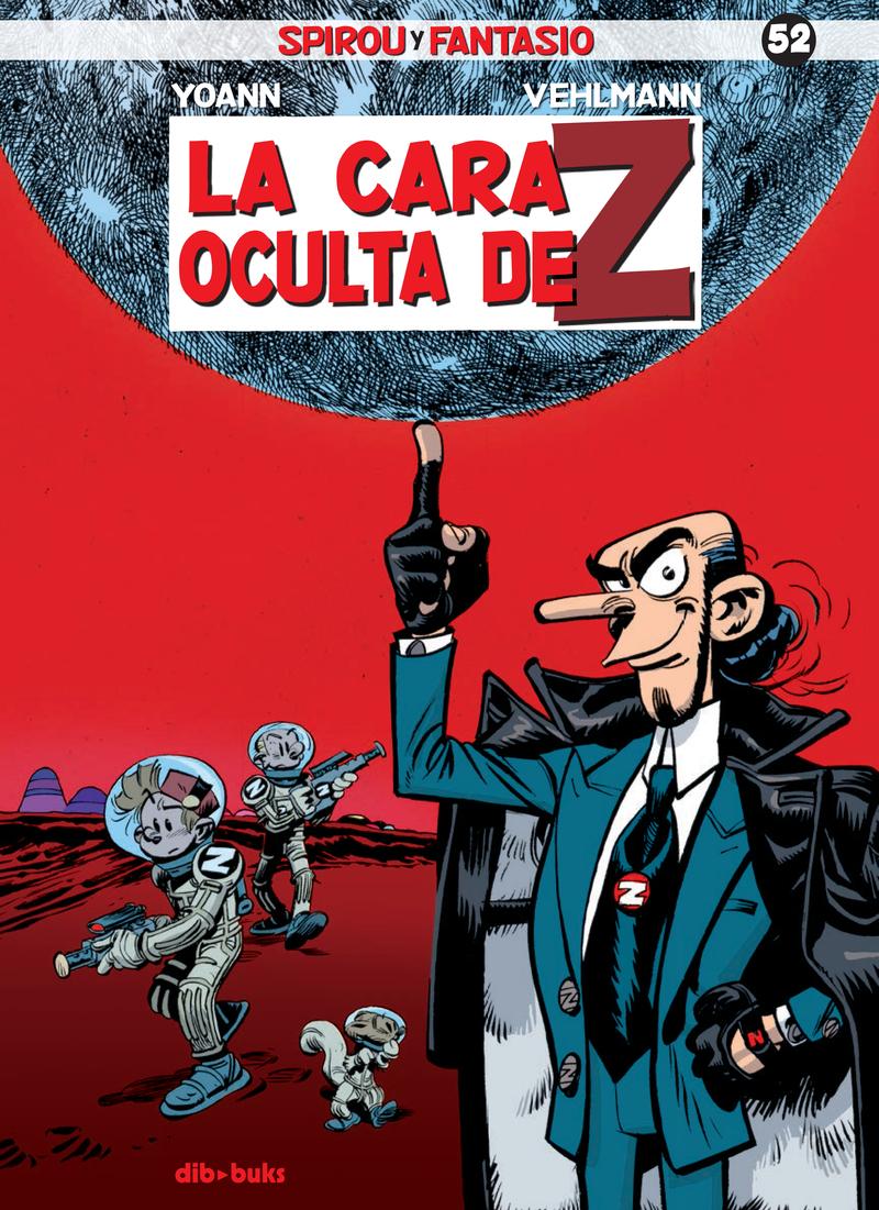 Spirou y Fantasio 52: portada