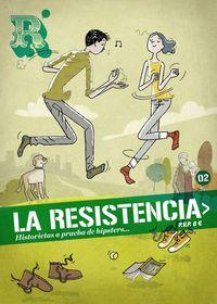 La Resistencia 2: portada