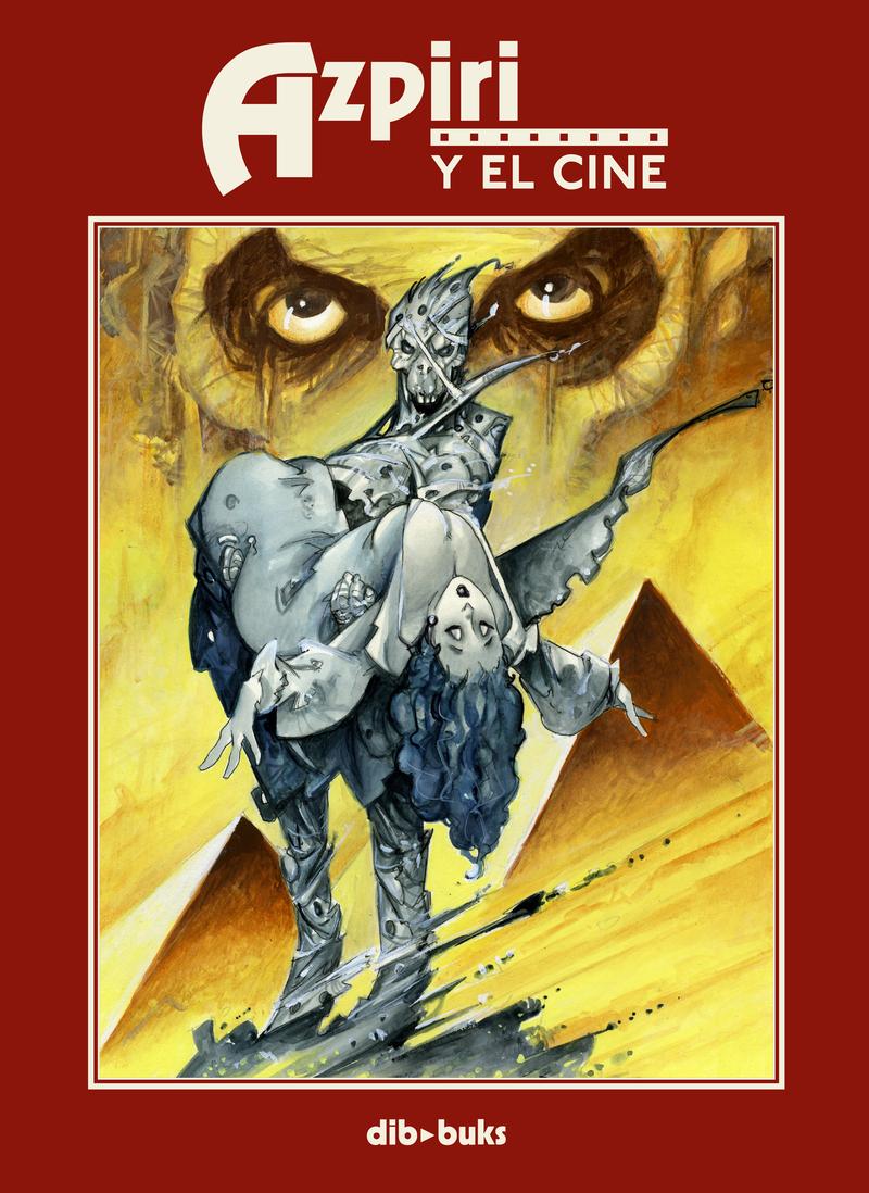 Azpiri y el cine: portada
