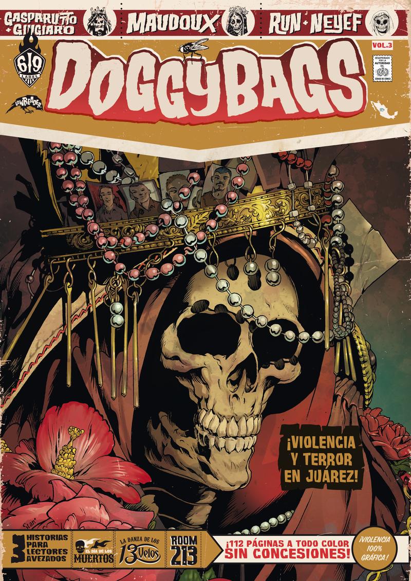 Doggy Bags 3: portada