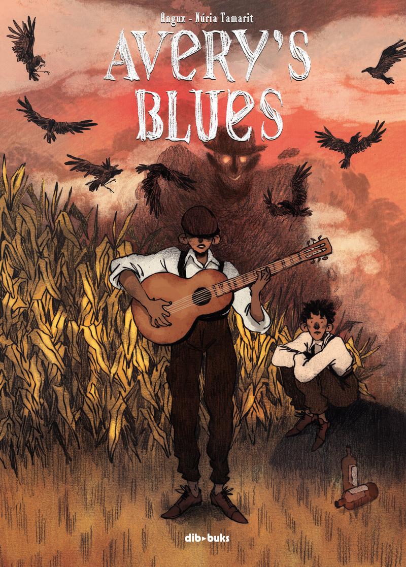 Avery's Blues: portada