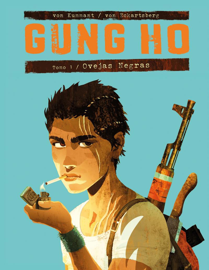 Gung Ho 1: portada