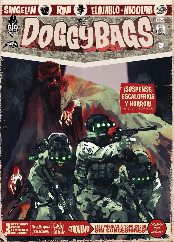 Doggy Bags 4: portada