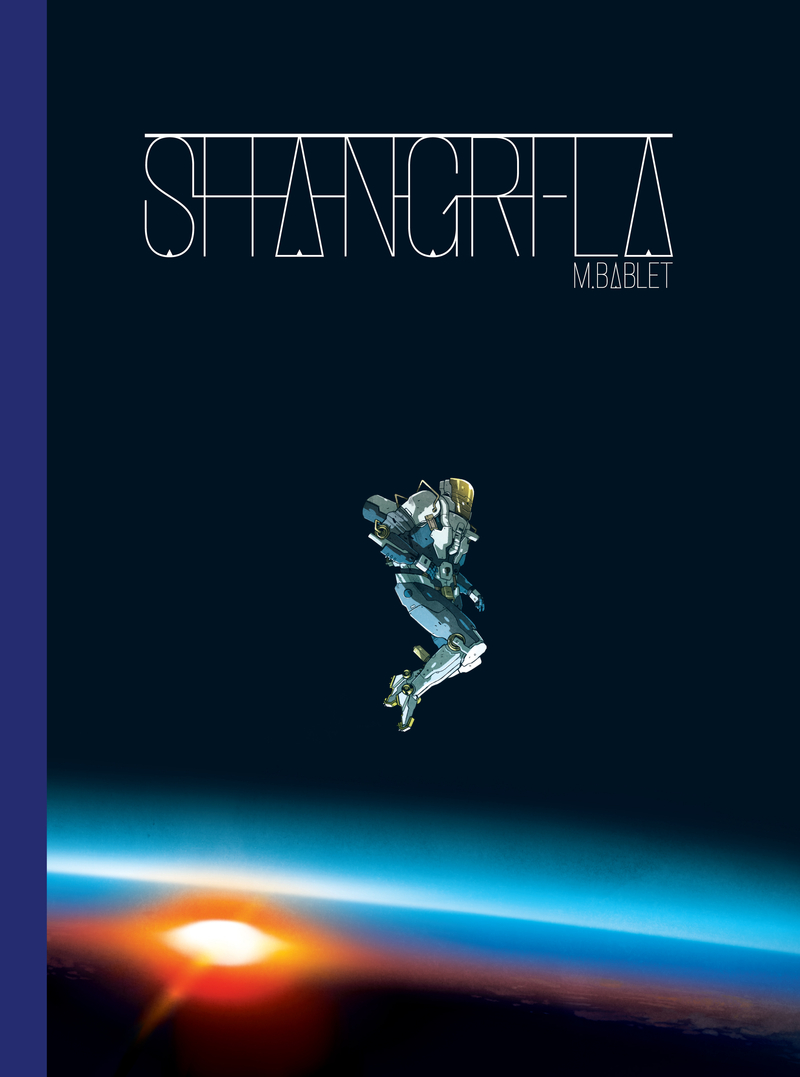 Shangri-La: portada