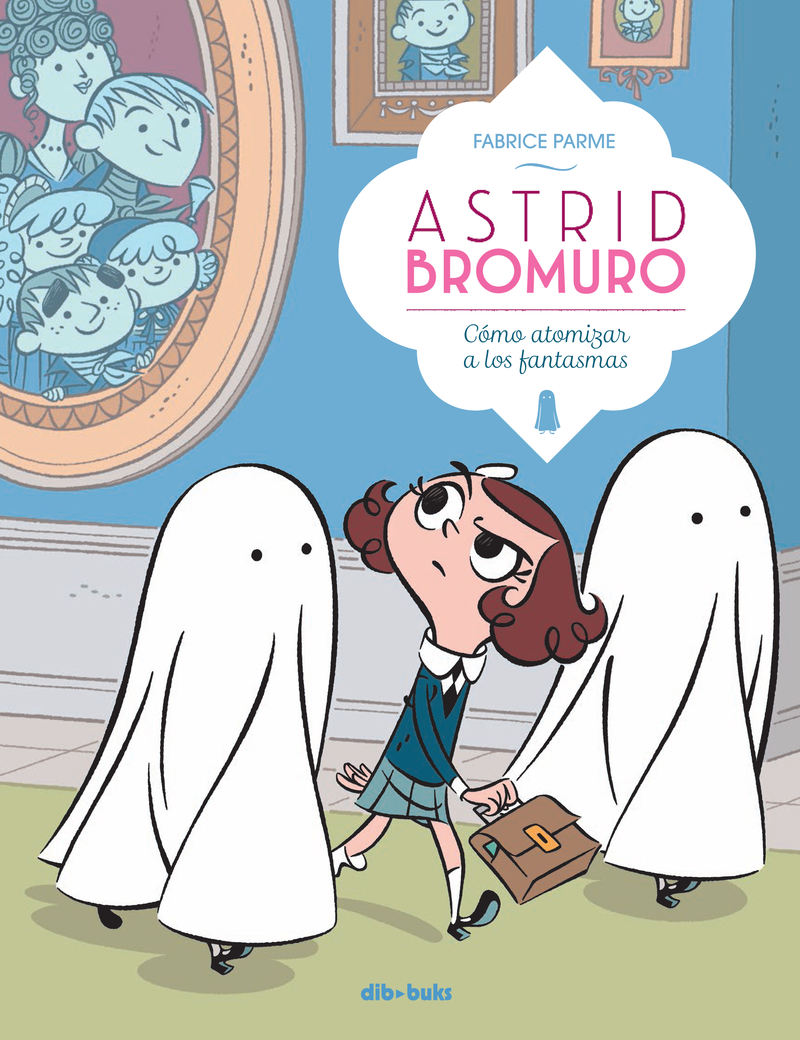 Astrid Bromuro 2: portada
