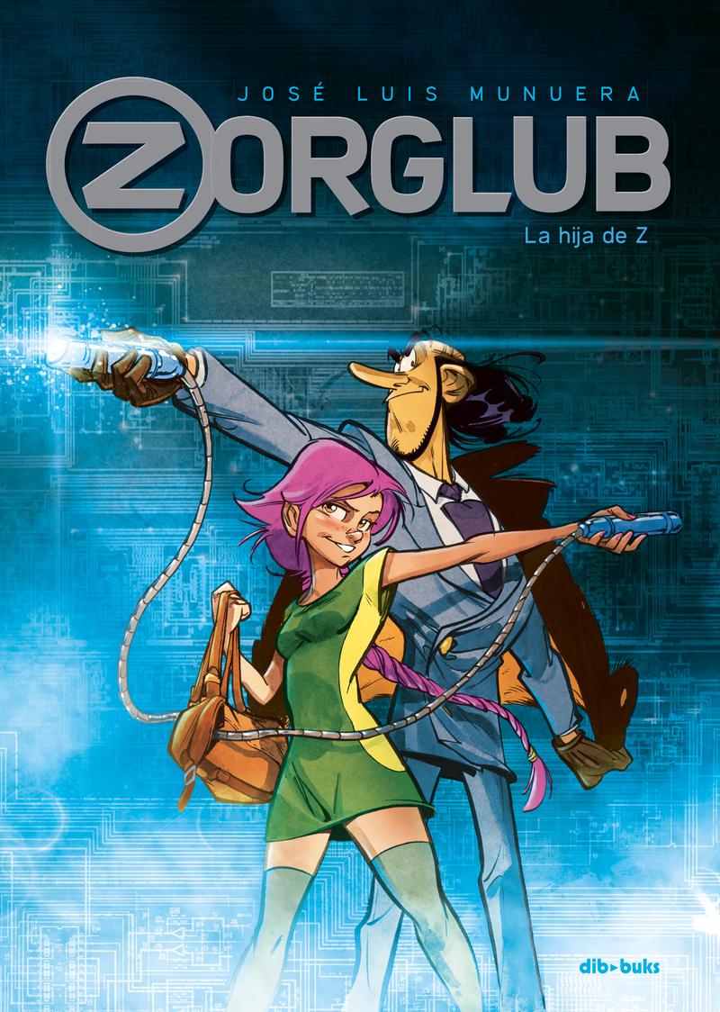 Zorglub 1: portada