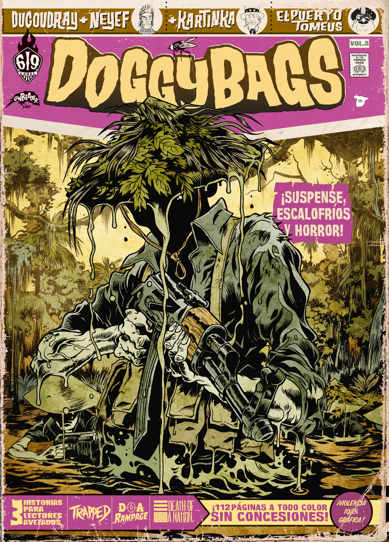 Doggy Bags 5: portada
