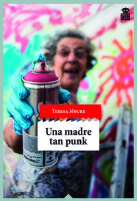 Una madre tan punk: portada