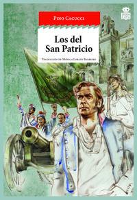 Los del San Patricio: portada