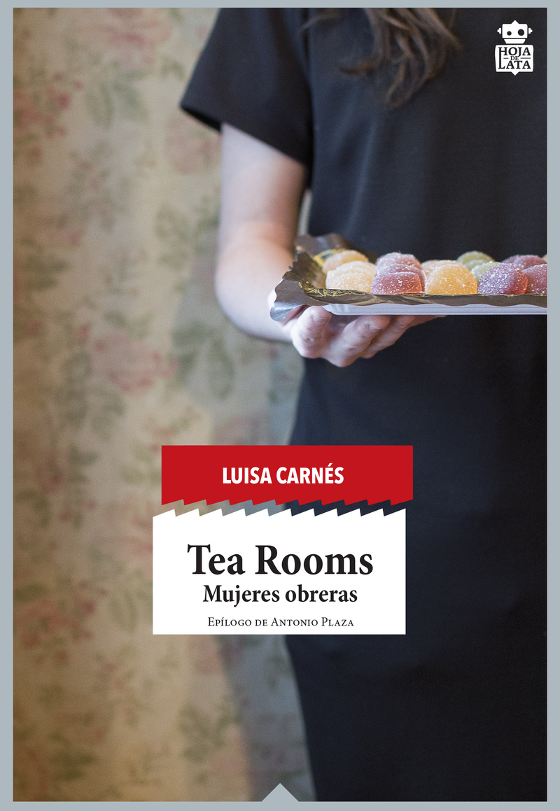 Tea Rooms: portada