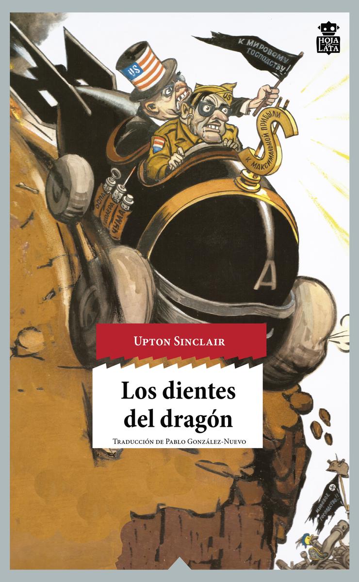 Los dientes del dragón: portada