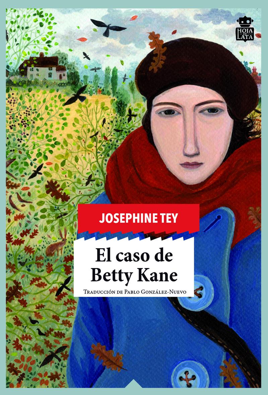 El caso de Betty Kane: portada