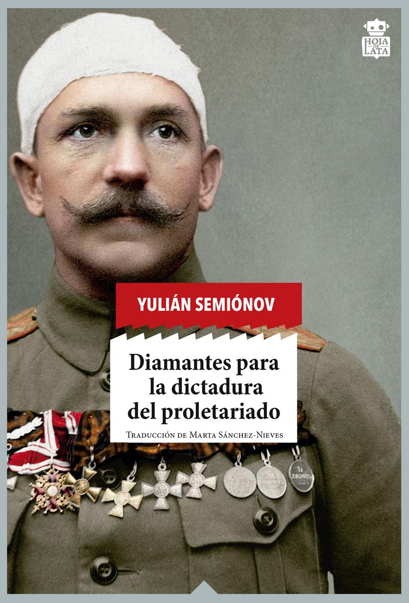 Diamantes para la dictadura del proletariado: portada
