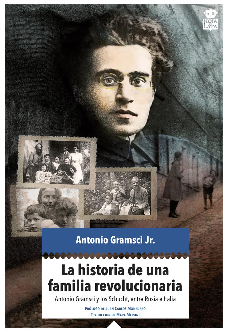 La historia de una familia revolucionaria: portada