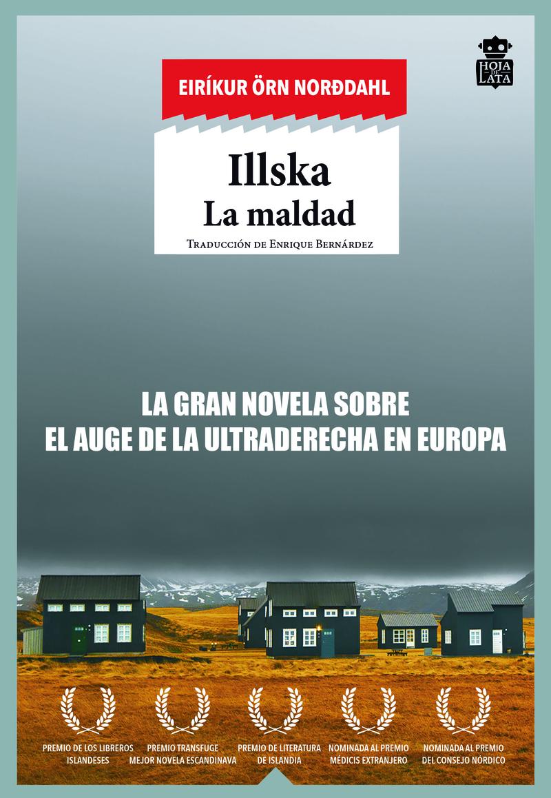 Illska. La maldad: portada