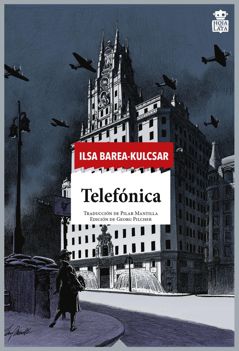 Resultado de imagen de TELEFÓNICA ILSE BAREA