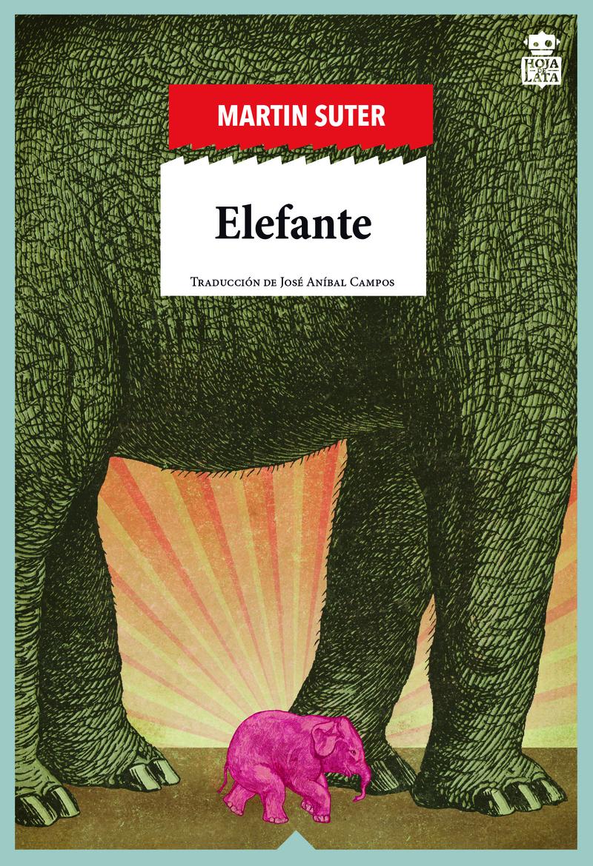 Elefante: portada