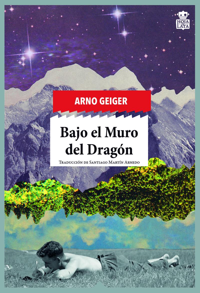 Bajo el Muro del Dragón: portada