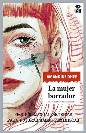 La mujer borrador: portada
