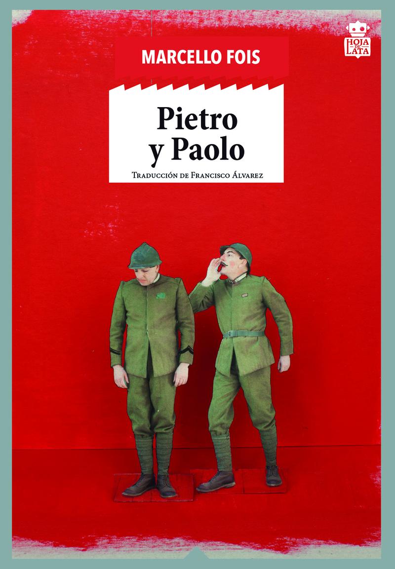 Pietro y Paolo: portada