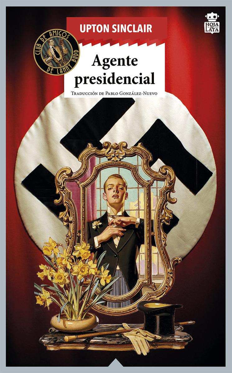 Agente presidencial: portada