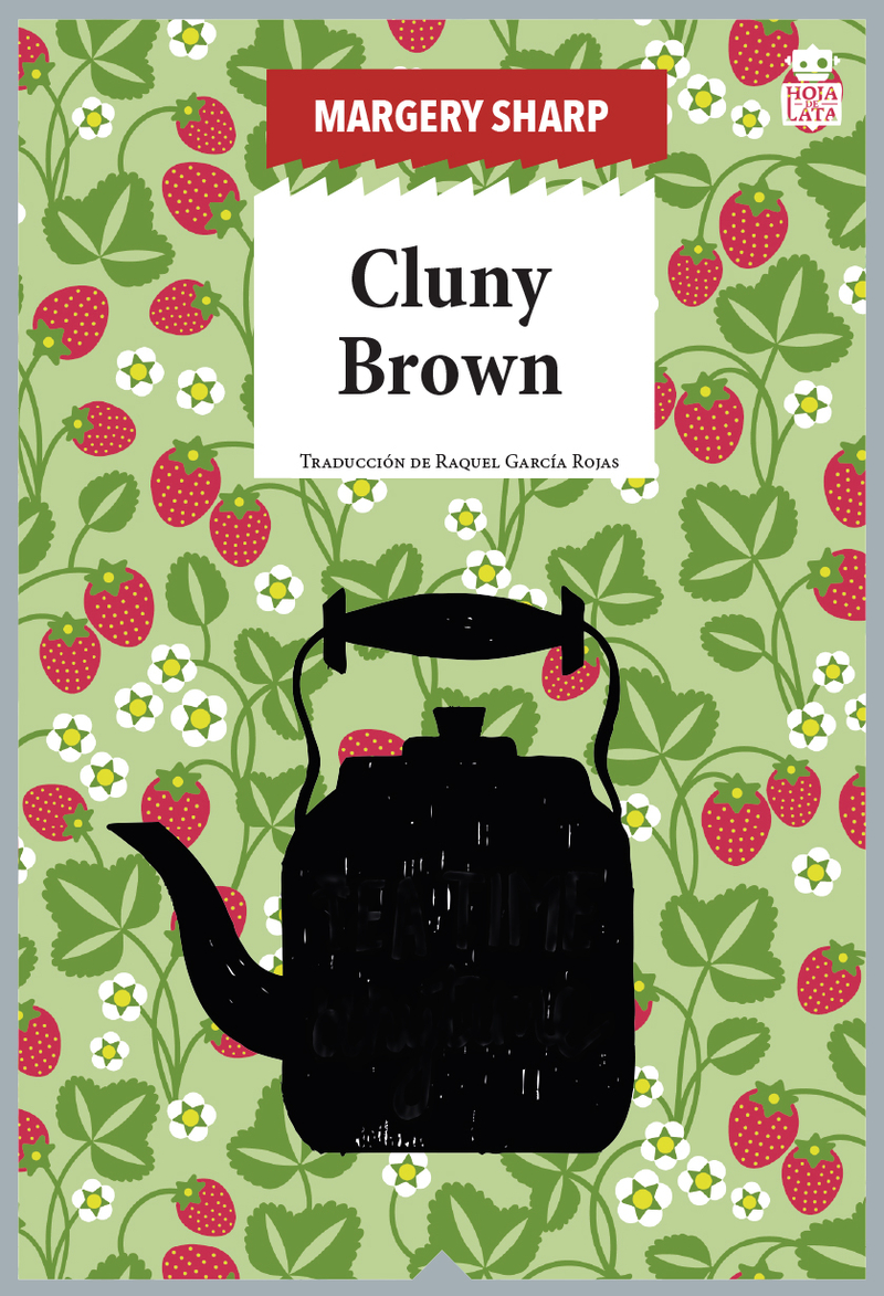 Cluny Brown: portada