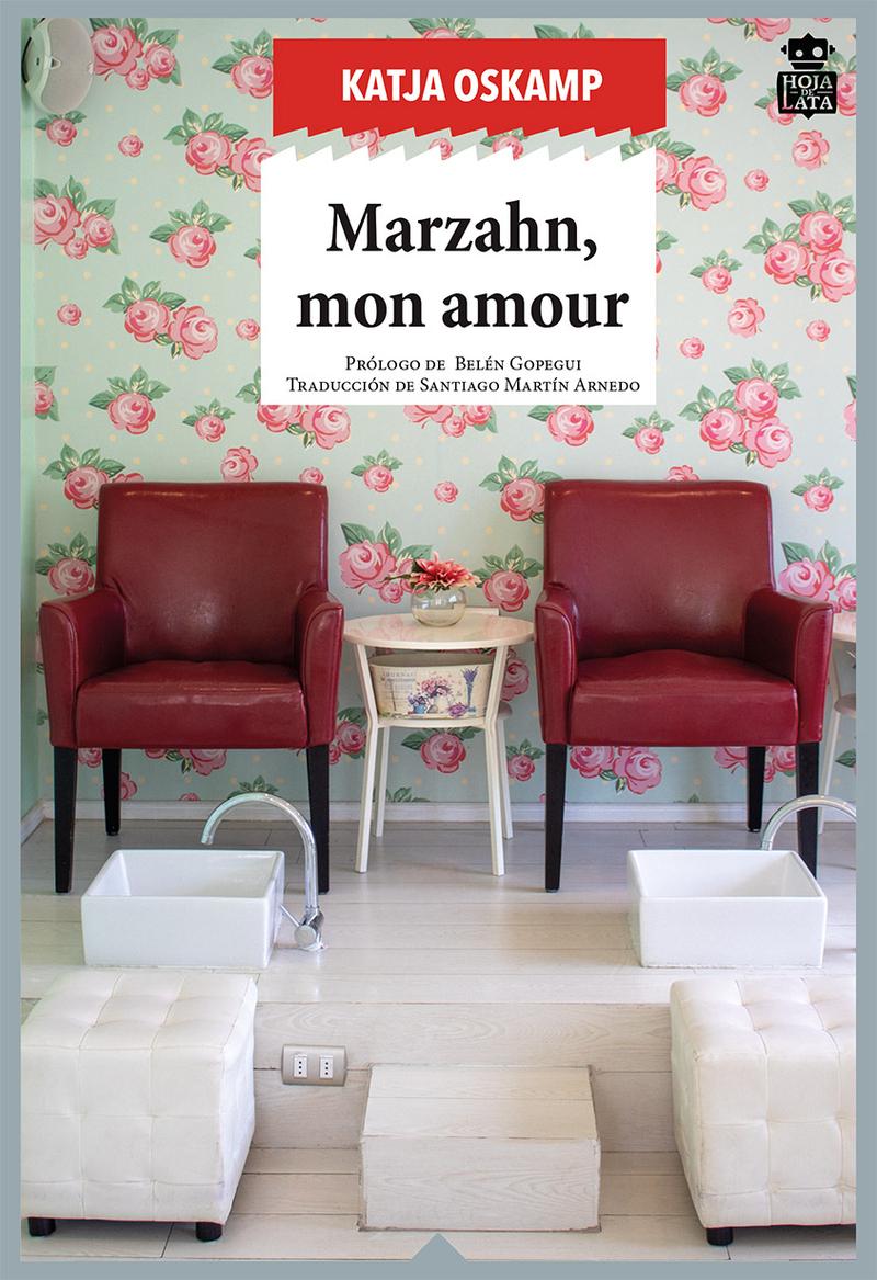 Marzahn mon amour (2ªED): portada