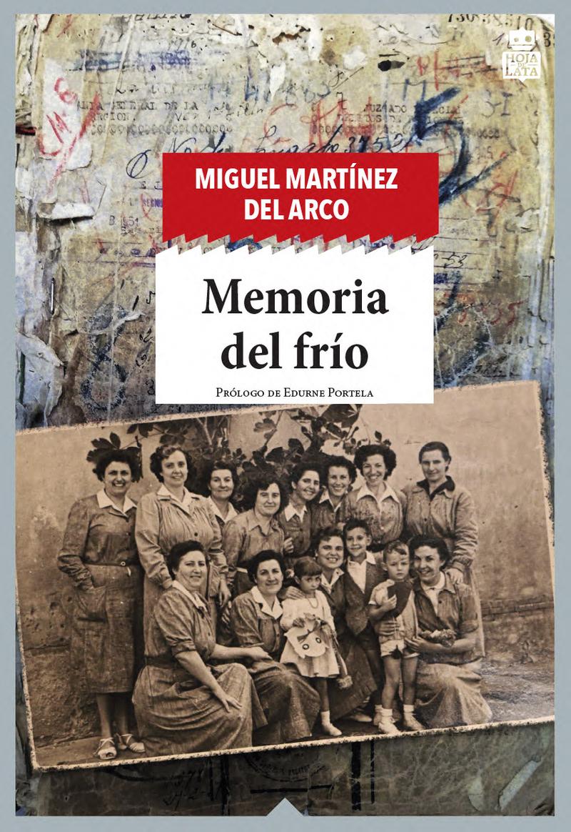 Memoria del frío (2ªED): portada