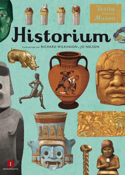 Historium: portada